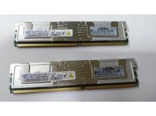 Модуль памяти Samsung 512Mb DDR2 PC2-5300F Б.У.