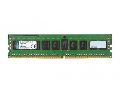 Модуль памяти KINGSTON 8GB PC17000 DDR4 REG ECC