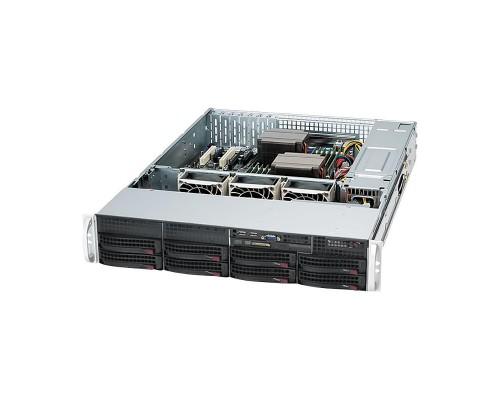 Серверная платформа Supermicro 825TQ-R720LPB